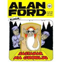 Alan Ford #101 - Sastanak na groblju - Max Bunker - meki uvez