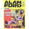 Alan Ford #12 - Žalosna priča o mladom bogatašu - Magnus&Bunker - tvrdi uvez