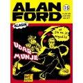 Alan Ford #15 - Udar munje - Magnus&Bunker - tvrdi uvez