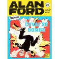 Alan Ford #21 - Čuvaj se bombe - Magnus&Bunker - tvrdi uvez