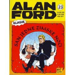 Alan Ford #23 - San jedne zimske noći - Magnus&Bunker - tvrdi uvez