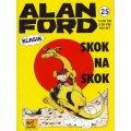 Alan Ford #25 - Skok na skok - Magnus&Bunker - tvrdi uvez