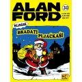Alan Ford #30 - Bradati pljačkaši - Magnus&Bunker - tvrdi uvez