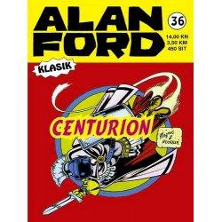 Alan Ford #36 - Centurion - Magnus&Bunker - tvrdi uvez