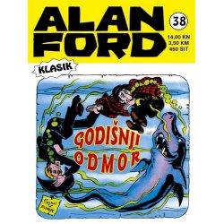 Alan Ford #38 - Godišnji odmor- Magnus&Bunker - tvrdi uvez