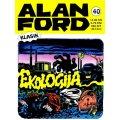 Alan Ford #40 - Ekologija - Magnus&Bunker - meki uvez