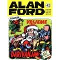 Alan Ford #42 - Vrijeme darivanja - Magnus&Bunker - tvrdi uvez