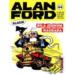 Alan Ford #44 - Bila jednom nagrada - Magnus&Bunker - tvrdi uvez