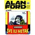 Alan Ford #46 - Sve ili metak - Magnus&Bunker - meki uvez