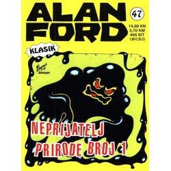 Alan Ford #47 - Neprijatelj prirode broj 1 - Magnus&Bunker - tvrdi uvez