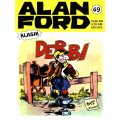 Alan Ford #49 - Derbi - Magnus&Bunker - tvrdi uvez