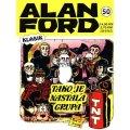 Alan Ford #50 - Tako je nastala grupa TNT - Magnus&Bunker - tvrdi uvez