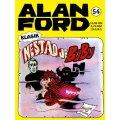 Alan Ford #54 - Nestao je Bubu - Magnus&Bunker - tvrdi uvez
