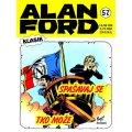 Alan Ford #57 - Spašavaj se tko može - Magnus&Bunker - tvrdi uvez