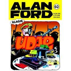 Alan Ford #60 - Udar - Magnus&Bunker - tvrdi uvez