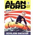 Alan Ford #07 - Ucviljeni diktator - Magnus&Bunker - meki uvez