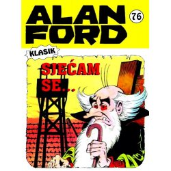 Alan Ford #76 - Sjećam se... - Max Bunker - meki uvez