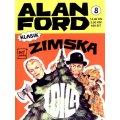Alan Ford #08 - Zimska idila - Magnus&Bunker - meki uvez