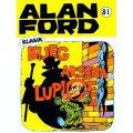 Alan Ford #81 - Bijeg Arsena Lupige - Max Bunker - meki uvez