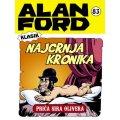 Alan Ford #83 - Najcrnja kronika - Max Bunker - tvrdi uvez
