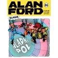 Alan Ford #86 - Hladni pol - Max Bunker - meki uvez