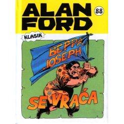 Alan Ford #88 - Beppa Joseph se vraća - Max Bunker - tvrdi uvez