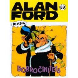 Alan Ford #89 - Dobročinitelj - Max Bunker - meki uvez