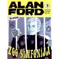 Alan Ford #09 - ZOO simfonija - Magnus&Bunker - tvrdi uvez