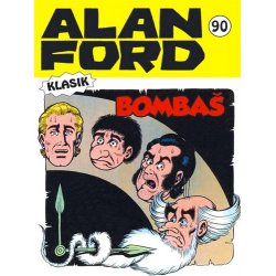 Alan Ford #90 - Bombaš - Max Bunker - meki uvez