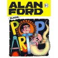 Alan Ford #91 - Pop art - Max Bunker - tvrdi uvez