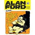 Alan Ford #92 - Krck Fu - Max Bunker - tvrdi uvez