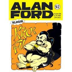 Alan Ford #92 - Krck Fu - Max Bunker - meki uvez