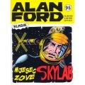 Alan Ford #95 - Mjesec zove Skylab - Max Bunker - meki uvez