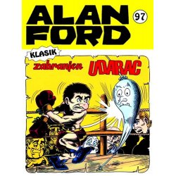 Alan Ford #97 - Zabranjen udarac - Max Bunker - meki uvez