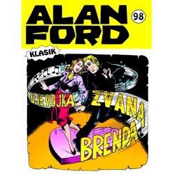 Alan Ford #98 - Djevojka zvana Brenda - Max Bunker - meki uvez