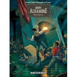 Sinovi Alhambre - Paco Roca - tvrdi uvez