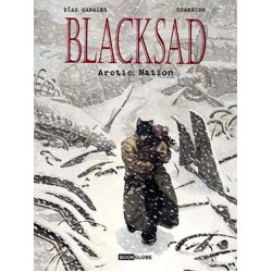 Blacksad #2 'Arctic nation'- Juan Diaz Canales