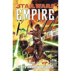 STAR WARS EMPIRE vol. 5 - kompilacija autora - meki uvez, eng.