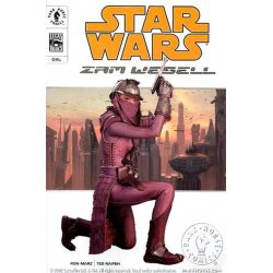 STAR WARS - Zam Wessell - Ted Naifeh - meki uvez, eng.