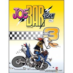 JOE BAR TEAM #3 - meki uvez