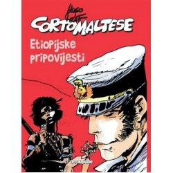 Corto Maltese 'Etiopijske pripovijesti' - Hugo Pratt - tvrdi uvez