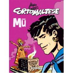 Corto Maltese 'Mu' - Hugo Pratt - tvrdi uvez