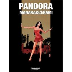 Manara - Pandora - tvrdi uvez