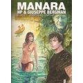Manara #1 HP & Giuseppe Bergman Knjiga 1.- Gospodar Venecije - meki uvez