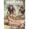 Manara #2 HP & Giuseppe Bergman Knjiga 2.  - Put u Macondo - tvrdi uvez