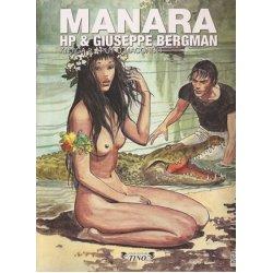 Manara #2 HP & Giuseppe Bergman Knjiga 2. - Put u Macondo - meki uvez