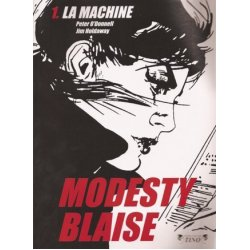 Modesty Blaise #01 La Machine - meki uvez